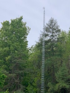WIFI tower on property, free WIFI, one per site provided